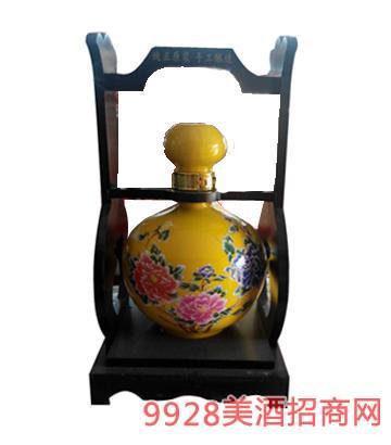 坛子酒花开富贵5-10斤