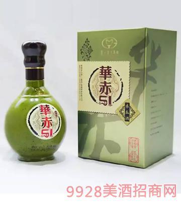 华赤51养生木瓜酒500ml