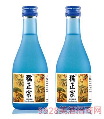 天然糯米酒