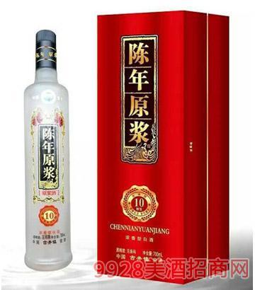 古水坊10年陈年原浆(红)酒