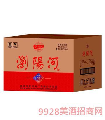 浏阳河鸿运D3酒