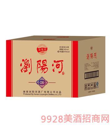 浏阳河鸿运D5酒