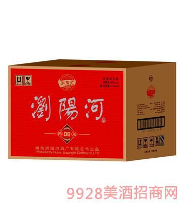 浏阳河鸿运D6酒