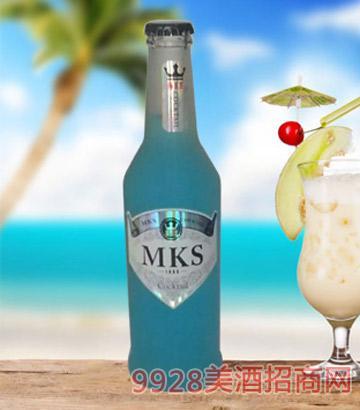麦卡兹鸡尾酒蓝莓味