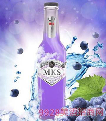 麦卡兹紫葡萄口味鸡尾酒