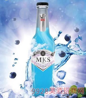 麦卡兹蓝莓口味鸡尾酒