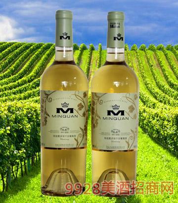 特选霞多丽干白葡萄酒