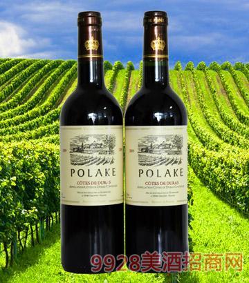 波拉克杜拉斯葡萄酒