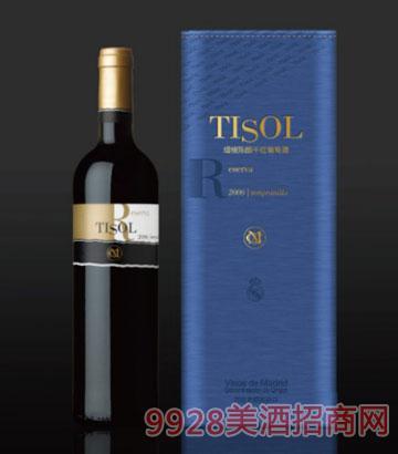 TISOL缇梭珍藏干红葡萄酒