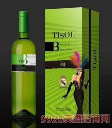 TISOL缇梭干白葡萄酒