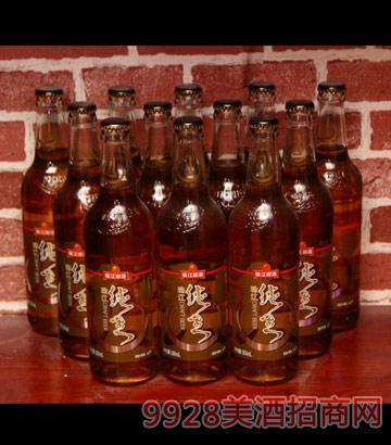 珠江纯生啤酒