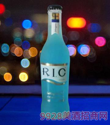 梦爽RLC鸡尾酒蓝玫瑰味4.8度