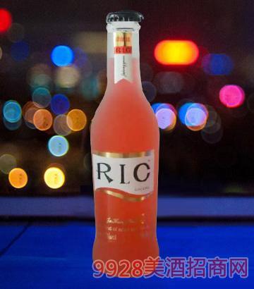 梦爽RLC鸡尾酒草莓味4.8度