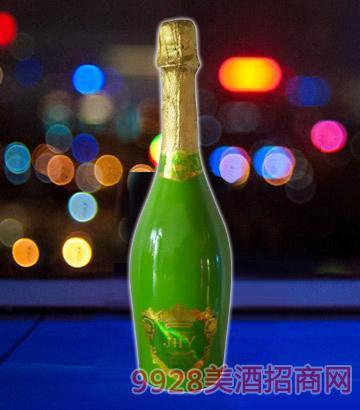 JHY旭泽气泡酒(绿瓶)