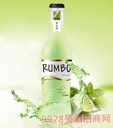 朋友绿鸡尾酒-润泊鸡尾酒
