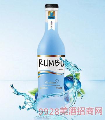基友蓝鸡尾酒-润泊鸡尾酒