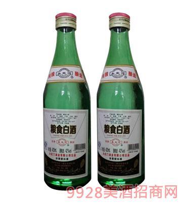 永定河粮食白酒42度420ml