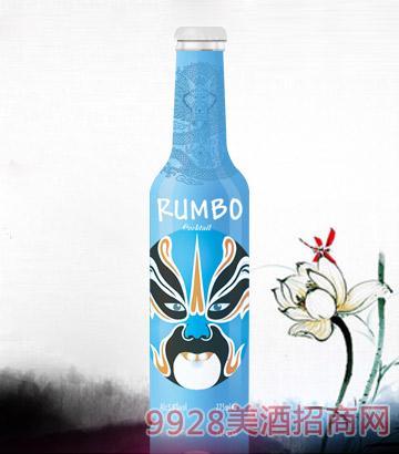 蓝鹊 蓝莓+威士忌鸡尾酒-润泊鸡尾酒