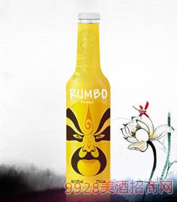 雪鸮 黄金奇异果+伏特加润泊鸡尾酒