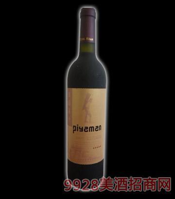 法国原汁金标美乐干红葡萄酒