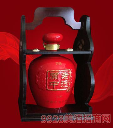 关中老酒(红)