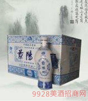 景阳冈50度富贵酒