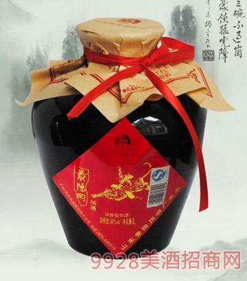 景阳冈坛酒