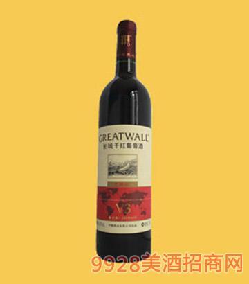 长城海岸特级精选赤霞珠干红葡萄酒-5545