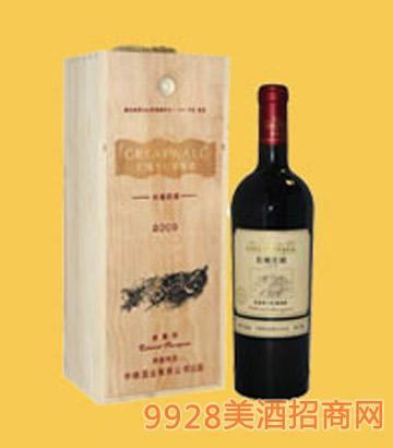 长城海岸特级精选赤霞干红葡萄酒-7823