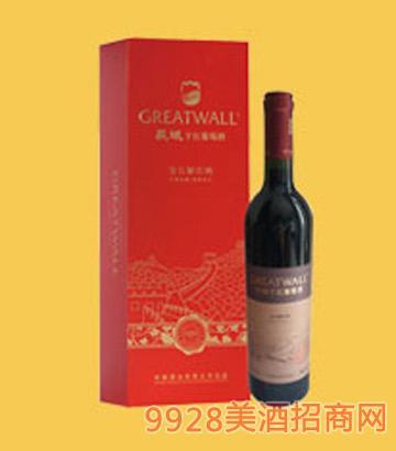 长城钻石系列宝石解百纳干红葡萄酒-0020