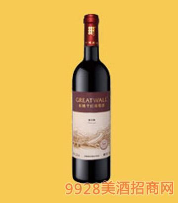 长城优选解百纳干红葡萄酒-0013