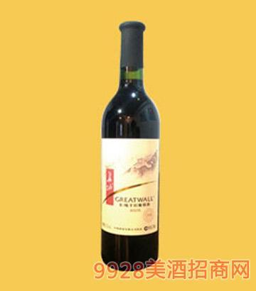 长城精选级解百纳干红葡萄酒(黑桶)-3077
