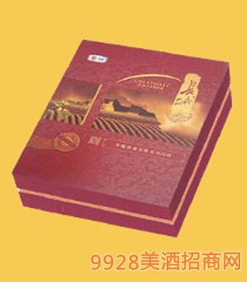 长城清爽礼盒-6413葡萄酒