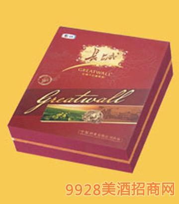 长城经典礼盒-7175葡萄酒