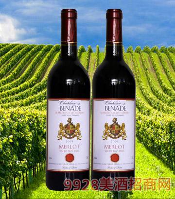 贝纳德庄园葡萄酒