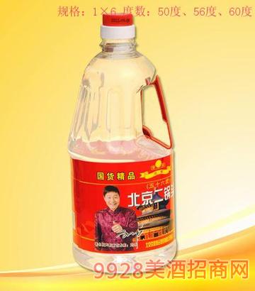北京二锅头2升桶装酒