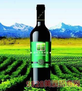 国风有机酒田赤霞珠干红葡萄酒