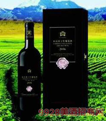 国风伯爵赤霞珠有机干红葡萄酒