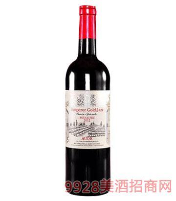 金爵干红葡萄酒