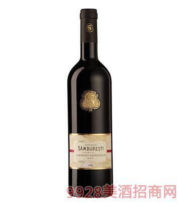 塞布亥斯缇赤霞珠干红葡萄酒诚信之酒
