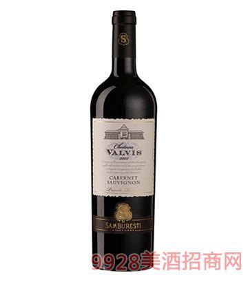 威尔纬斯堡赤霞珠干红葡萄酒 尊者之度