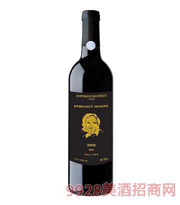 黑夫人干红葡萄酒 --- 妈妈用酒