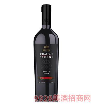 摩尔多瓦梅洛干红2009年份葡萄酒