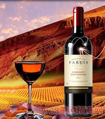 法瑞斯干红葡萄酒