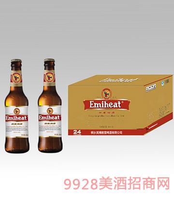英麦百威啤酒瓶330ml