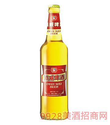 滇威啤酒500ml