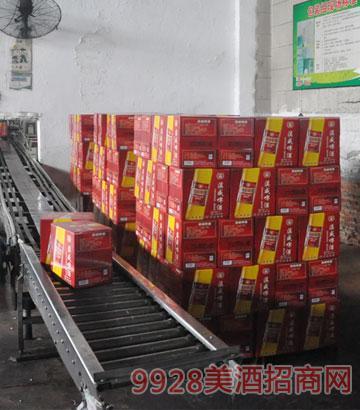 生产车间啤酒