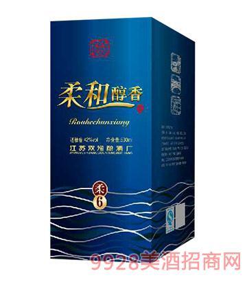 柔和醇香酒柔6