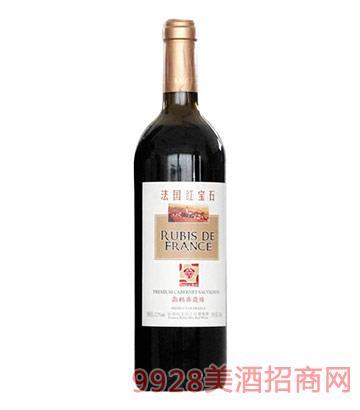 高档赤霞珠干红葡萄酒