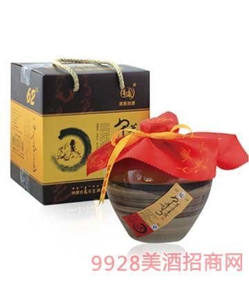 E-03-62%vol1500ml(6坛装)酒